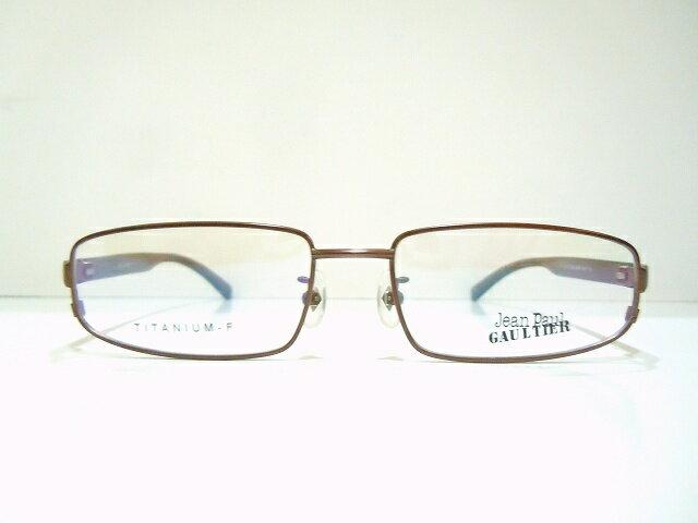 Jean Paul Gaultier(ジャン・ポール・ゴルチェ)55-0097 col.1メガネフレーム新品めがね眼鏡サングラス鯖江ヴィンテージ