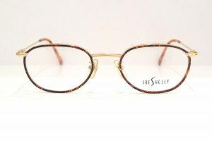 CRE SHELLYヴィンテージメガネフレーム新品めがね眼鏡サングラスクラシック内巻きメンズレディース日本製ブランド