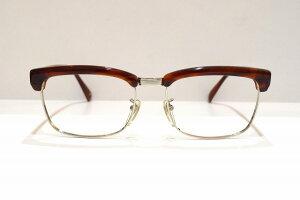 鯖江眼鏡 No.285 col.ビールヴィンテージメガネフレーム新品めがね眼鏡サングラスブロークラシックメンズ紳士男性用