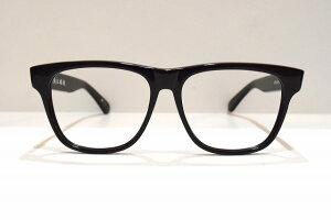 鯖江眼鏡 No.537 col.クロヴィンテージメガネフレーム新品めがね眼鏡サングラス日本製職人手作りメンズレディース