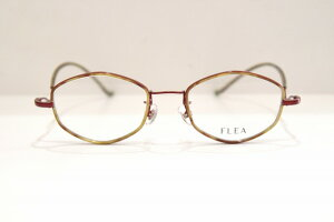 FLEA(フリー)F-877 col.03-Wメガネフレーム新品めがね鯖江眼鏡サングラス増永マスナガメンズレディース日本製