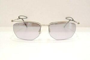 HITT 4 SILVERヴィンテージメガネフレーム新品めがね眼鏡サングラスメンズレディース掛け心地日本製鯖江ブランド