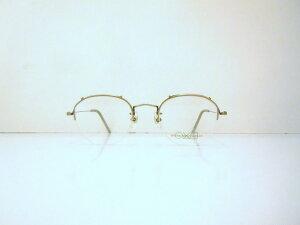 ROUND CROSS SQUARE(ラウンドクロススクエアー)92-021 メガネフレーム新品クラシックめがね眼鏡ヴィンテージ