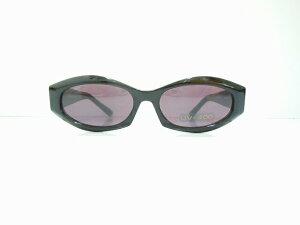 Mario Valentino(マリオバレンチノ)MS-804 ヴィンテージサングラス新品 めがね眼鏡 メガネフレーム 黒ぶち UV400