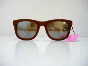 JILL STUART(ジルスチュアート)06-0567 サングラス新品 めがね眼鏡 メガネフレームUV400スエード紫外線カット