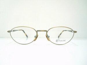 匠 TAKUMI 027 メガネフレーム新品 めがね 眼鏡 サングラス 彫金 クラシック 鯖江 職人 手作り
