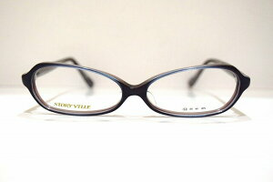 STORY VILLE 111 col.NVメガネフレーム新品 ストーリーヴィル めがね 眼鏡 サングラス ヴィンテージ