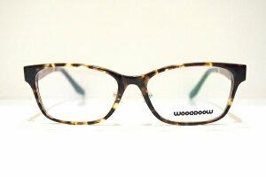WOODDOOW(ウードゥウー)72-0006 メガネフレーム新品 マホガニー 木製 めがね 眼鏡 サングラス
