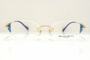 WORKERS for FREEDOM WF-016 メガネフレーム新品 めがね 眼鏡 サングラス 高級品 ふちなし ドレッシー