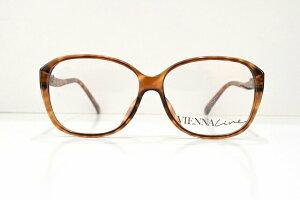 VIENNA Line(ヴェンナライン)1488A 80年代メガネフレーム新品 めがね 眼鏡 サングラス 形状記憶 べっ甲柄 ヴィンテージ