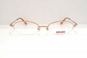 KENZO(ケンゾー)KE25479 col.ORヴィンテージメガネフレーム新品めがね眼鏡サングラスメンズレディースブランド