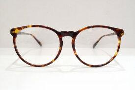 Ivy Leaguers(アイビーリーガース)5044 col.BRヴィンテージメガネフレーム新品めがね眼鏡サングラスべっ甲柄ビッグサイズ
