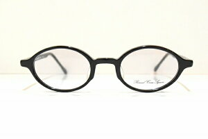 ROUND CROSS SQUARE(ラウンドクロススクエアー)9431 BLKメガネフレーム新品めがね眼鏡サングラス黒ぶち彫金