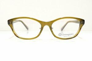 Onimegane(オニメガネ)OG-7806 OLメガネフレーム新品オリーブ鼻あてめがね 眼鏡 サングラス鯖江男女兼用