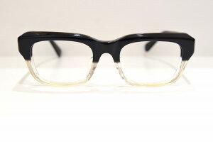 鯖江眼鏡 EXPERT-A(エキスパート) col.8ヴィンテージメガネフレーム新品めがね眼鏡サングラスメンズレディース黒ぶち