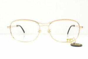 金張り 7002 14KGFメガネフレームヴィンテージ新品ドイツ製めがね 鯖江眼鏡 サングラス手作り70'S 近視老眼鏡遠近