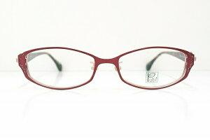 Putri(プトゥリ)EP-829 col.5メガネフレーム新品めがね鯖江眼鏡 サングラス芸能人ブランドレディース婦人おしゃれ可愛い