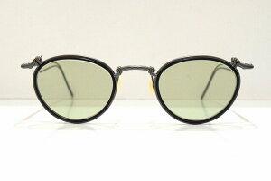 DOX 02 ATS-Gボストン型ヴィンテージメガネフレーム新品内巻きクラシックめがね鯖江眼鏡 サングラスギミック近未来