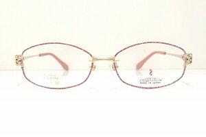 SHINKIROW(シンキロウ)SK-830 col.6メガネフレーム新品めがね鯖江眼鏡 サングラス女性用レディース淑女高級ブランド