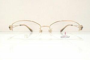 SHINKIROW(シンキロウ)827 col.1メガネフレーム新品めがね鯖江眼鏡 サングラスレディース婦人用淑女高級ブランド