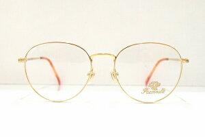 FACONNABLE(ファッソナブル)FA-8807 ヴィンテージメガネフレーム新品めがね鯖江眼鏡 サングラスクラシックボストン型