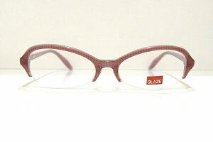 BLAZE 179 col.4ヴィンテージメガネフレーム新品めがね 眼鏡 サングラス鯖江メンズレディースブランド日本製金子眼鏡