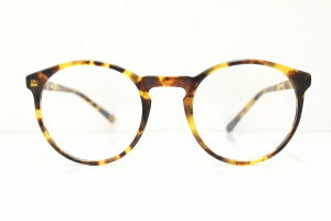 OSA 240 Smugglerヴィンテージメガネフレーム新品べっ甲柄ボストン型クラシックめがね眼鏡サングラス可愛いブランド