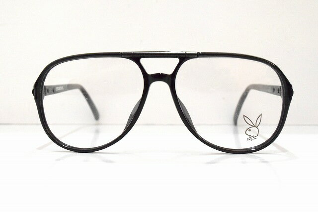 PLAYBOY(プレイボーイ)4676A 90ヴィンテージメガネフレーム新品めがね眼鏡サングラスティアドロップオプチル