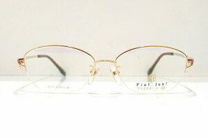 Fiat lux! FL-229 col.1メガネフレーム新品めがね眼鏡サングラス高級品ブランド鯖江レディース婦人女性用スワロフスキー