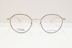 JILL STUART(ジルスチュアート)05-0227 col.3メガネフレーム新品めがね眼鏡サングラスクラシッククラウンパント