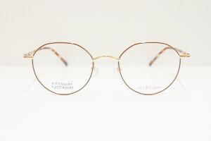 JILL STUART(ジルスチュアート)05-0227 col.2メガネフレーム新品めがね眼鏡サングラスクラシッククラウンパント