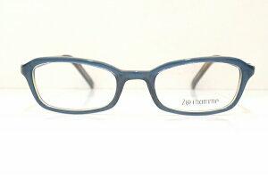 Zip+homme(ジップオム)Z-0136 col.01ヴィンテージメガネフレーム新品めがね眼鏡サングラス非球面メンズレディース鯖江