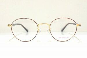 JILL STUART(ジルスチュアート)05-0215 col.02メガネフレーム新品めがね眼鏡サングラスボストン型シンプルかわいい
