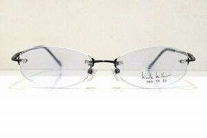 NICOLE MILLER(ニコルミラー)NML015 col.MKメガネフレーム新品めがね眼鏡サングラスHOYAホヤふちなしレディース