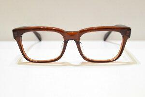 鯖江眼鏡 No.500 col.ビールヴィンテージメガネフレーム新品めがね眼鏡サングラスメンズレディースセルロイド