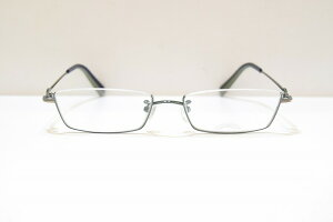 HALFTIME HT012T LNWPヴィンテージメガネフレーム新品めがね眼鏡サングラスアンダーリム逆ナイロールメンズレディースクリップオンHOYA