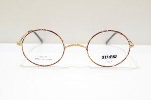 FUxPAS(フーパス)F-118 col.4ラウンド型メガネフレーム新品めがね眼鏡サングラスメンズレディース丸型一山べっ甲柄彫金