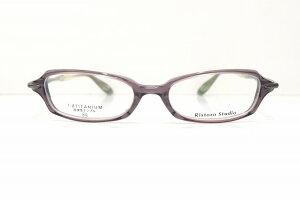 Ristoro Studio(リストロスタジオ)RS-805A col.4メガネフレーム新品めがね眼鏡サングラス日本製鯖江ブランドメンズレディース