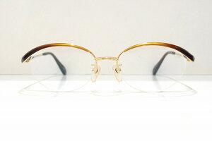 PaSaPaS(パサパ)3002 col.AMBヴィンテージメガネフレーム新品めがね眼鏡サングラス女性用婦人レディースブランド鯖江