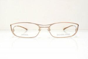 MICHAEL KORS(マイケルコース)MK18203 col.BF Rメガネフレーム新品めがね鯖江眼鏡サングラスちょい悪チタン日本製