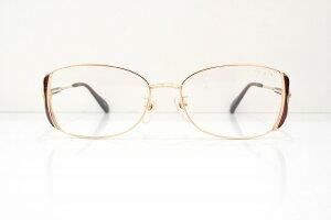 PaSaPaS(パサパ)3003 col.RBYヴィンテージメガネフレーム鯖江新品めがね眼鏡サングラス七宝レディース婦人女性用ブランド