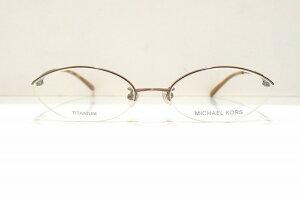 MICHAEL KORS(マイケルコース)MK18207 col.BRメガネフレーム新品めがね眼鏡サングラスリフティング効果メンズレディース