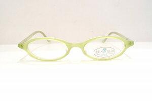 SUN TRAD(サントラッド)ST390 CA305ヴィンテージメガネフレーム新品めがね鯖江眼鏡サングラス職人手作りメンズレディース