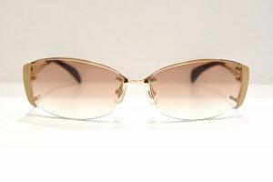 KATHARINE HAMNETT(キャサリンハムネット)KH9949ヴィンテージサングラス新品メガネフレームめがね眼鏡革張りちょい悪