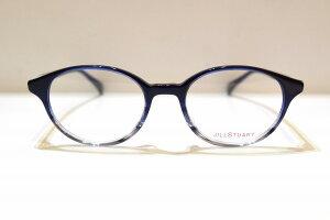 JILL STUART(ジルスチュアート)05-0821? col.04メガネフレーム新品めがね眼鏡サングラスレディース婦人女性用おしゃれかわいいネイビー