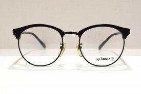 Ivy Leaguers(アイビーリーガース)5054 col.MBKメガネフレーム新品めがね眼鏡サングラスブロークラシックメンズレディース