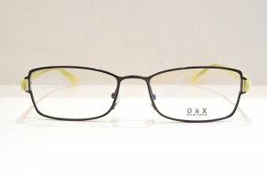 O&X NEWYORK OT-268A col.44メガネフレーム新品めがね眼鏡サングラスメンズレディース日本製特価チタン鯖江日本製