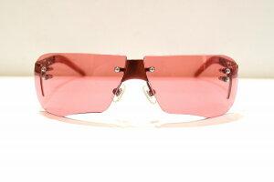 ALEXANDER MCQUEEN(アレキサンダーマックイーン)42-0037 col.2ふちなしヴィンテージサングラス新品めがね眼鏡メガネフレーム