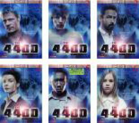 全巻セット【中古】DVD▼THE 4400 シーズン2(6枚セット)第1話〜シーズンフィナーレ▽レンタル落ち【海外ドラマ】