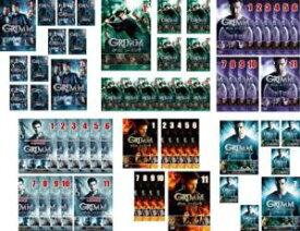全巻セット【送料無料】【中古】DVD▼GRIMM グリム(62枚セット)シーズン1、2、3、4、5、ファイナル▽レンタル落ち【ホラー】